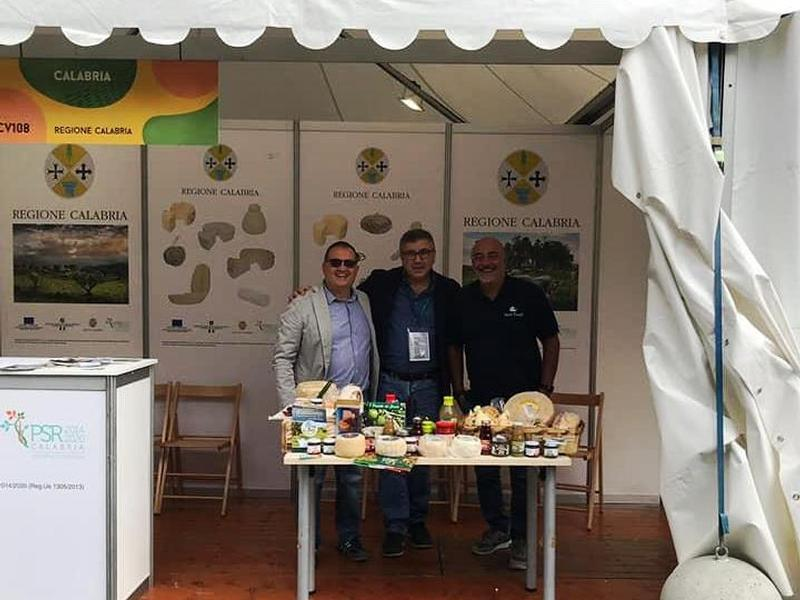 "La Calabria a ""Cheese 2019"" con le sue eccellenze casearie"