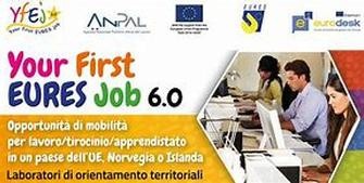 Laboratori di orientamento Your First EURES a Catanzaro, Cosenza e Reggio